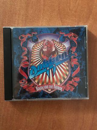 Cd metal Dokken