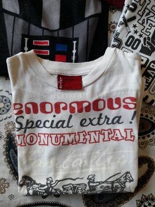 camisetas niño lote