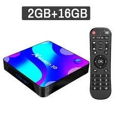 tv box- android 10-Futbol series pelis