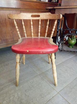 silla estilo Western RESTAURADORES
