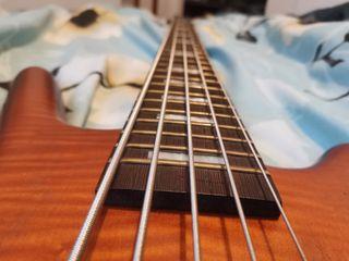 Warwick FNA Jazzman custom