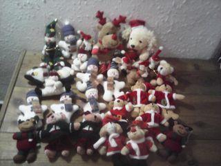 lote lotazo muñecos arbol de navidad