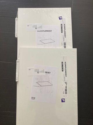 Baldas Komplement Ikea 100X35cm