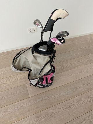 Palos de Golf Callaway niña