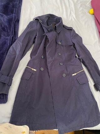Abrigo largo dama
