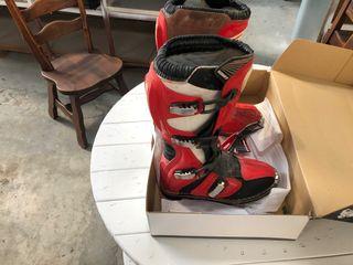 RECOVE JC IBAÑEZ botas de motocross