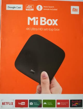 Mi Box 4k ultra hd