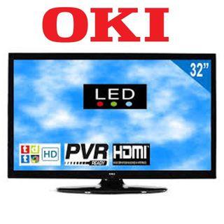 Television TV LED 32' OKI L32VH-PHTUV HD
