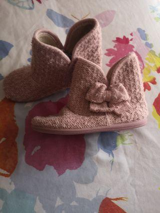 zapatillas de casa número 29