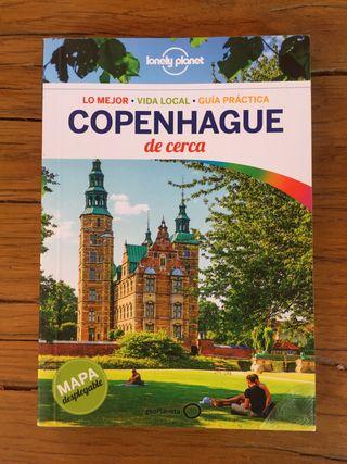 Libro Guía Viaje a Copenhague