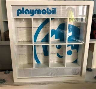 EXPOSITOR MADERA PLAYMOVIL