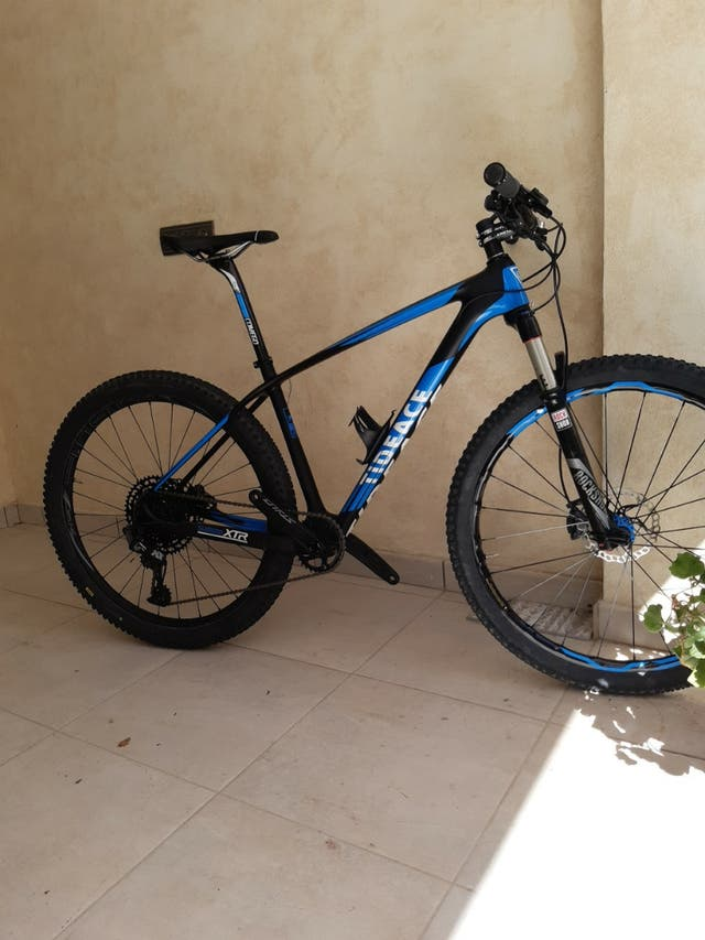 Bicicleta de montaña 27,5