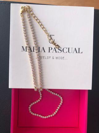 Collar circonitas Maria Pascual
