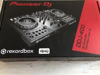 PIONEER DDJ-400 + SENNHEISER HD 280 PRO