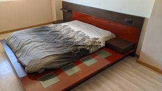 se vende cama tatami