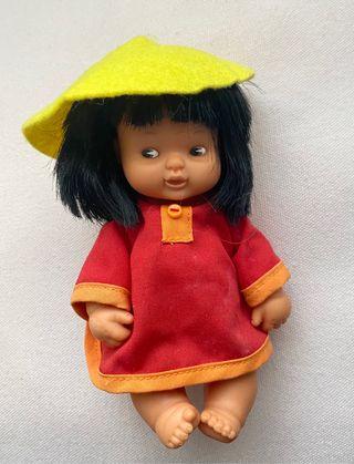 Muñeca China Barriguitas
