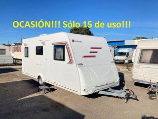 Caravana ocasion STERCKEMAN EASY 496 PE