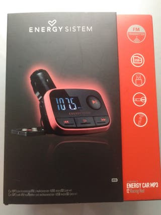 Reproductor MP3 para coche