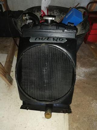 seat radiador