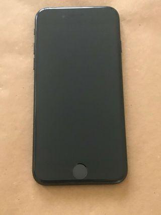 APPLE IPHONE 7 128GB NEGRO. Libre. Como nuevo.