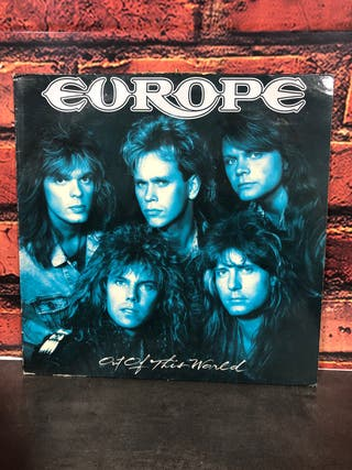 Vinilo Europe -Out Of This World
