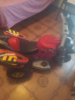 moto electrica niño
