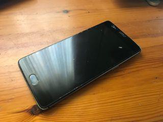 OnePlus 3T 6/64 + Funda