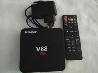 SCISHION V88 TV Box rockchip 3229 Quad Core Ver.5