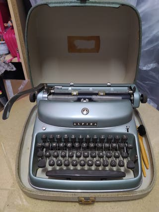 Máquina de escribir ALPINA