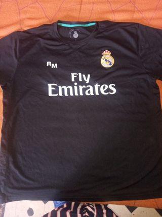 camiseta emirantes ronaldo talla xl