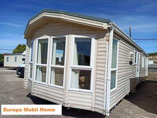 Preciosa casa movil inglesa 11,5x4 m