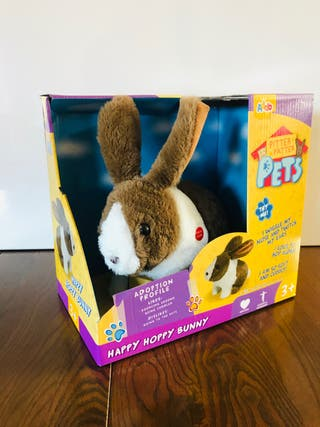 Pitter Patter Hoppy 25 cm 3 yrs & up