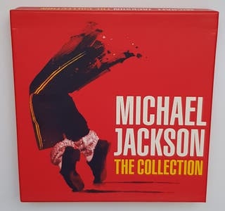 Michael Jackson - The Collection - 5 CDs