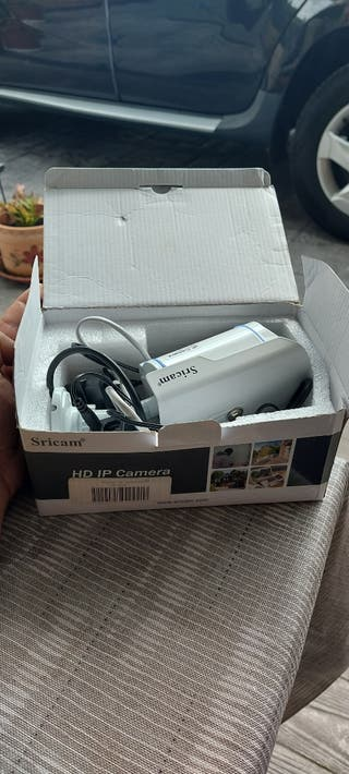 cámara seguridad wifi nueva