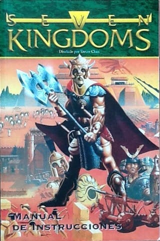 MANUAL DE INSTRUCCIONES JUEGO SEVEN KINGDOMS