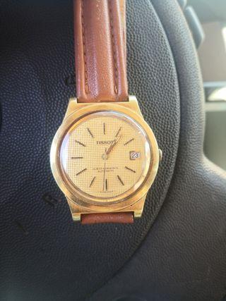reloj tissot de mujer