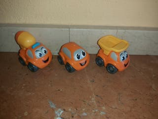 lote 3 coches