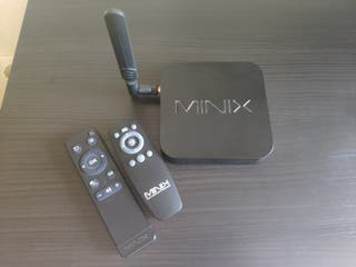 Android TV box MINIX NEO X8-H
