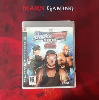 Smack Down vs Raw - Pressing Catch - Juegos PS3