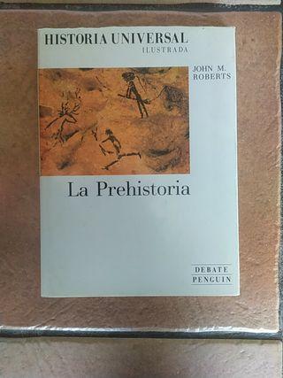 Historia Universal Ilustrada. La Prehistoria