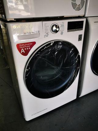 secadora con bomba 9 kg