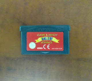 Game & Watch Gallery Advance - GBA
