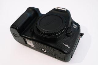 Equipo completo de fotografía Canon Profesional
