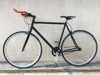 Bici Negra Talla M