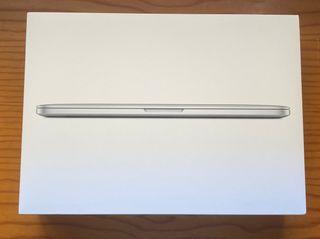 Caja MacBook Pro - 13 pulgadas - Finales 2013