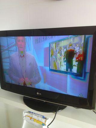 televisor LG 32 con avería