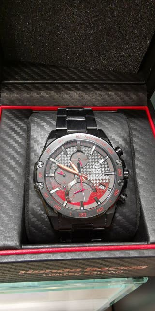 CASIO HONDA RACING LIMITED EDITION EQB-1000HR-1AER