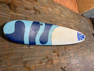 Longboard surf