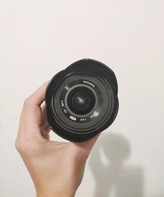 Samyang 12mm micro 4/3