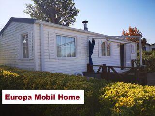 Bonita mobile home Ohara 10x4 m Porte Incluido
